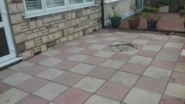 Pressure Washing in Sutton