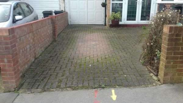 Driveway Maintenance in South Norwood
