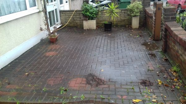 Pressure Washing in Sutton, Surrey