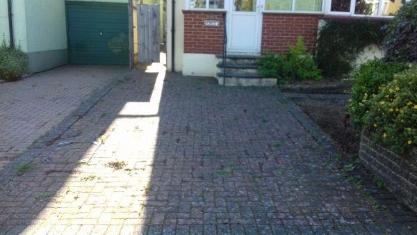 Driveway Maintenance in sanderstead