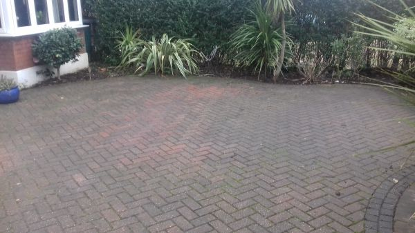 Driveway Maintenance in hither green