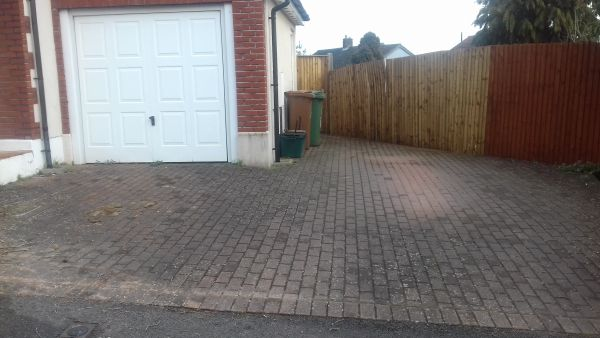 Driveway Maintenance in carshalton