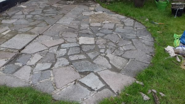 Driveway Maintenance in wallington