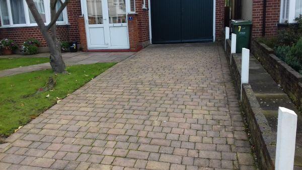 Driveway Maintenance in Beckenham