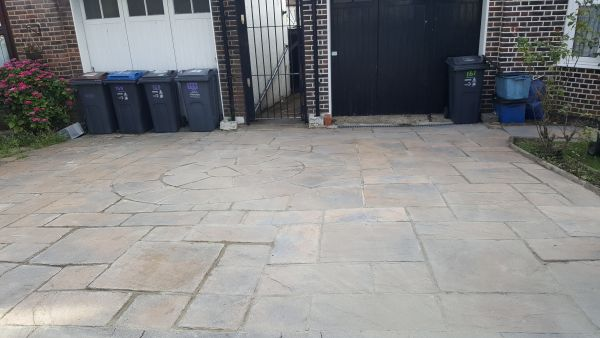 Driveway Maintenance in Norwood
