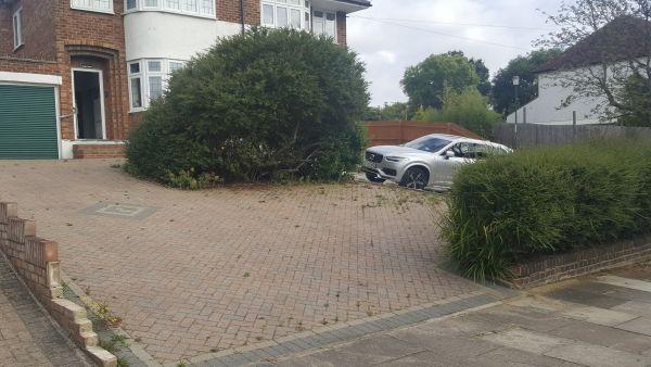 Driveway Maintenance in Chislehurst