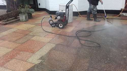 Jet Washing Paving Slab Cleaning Wandsworth